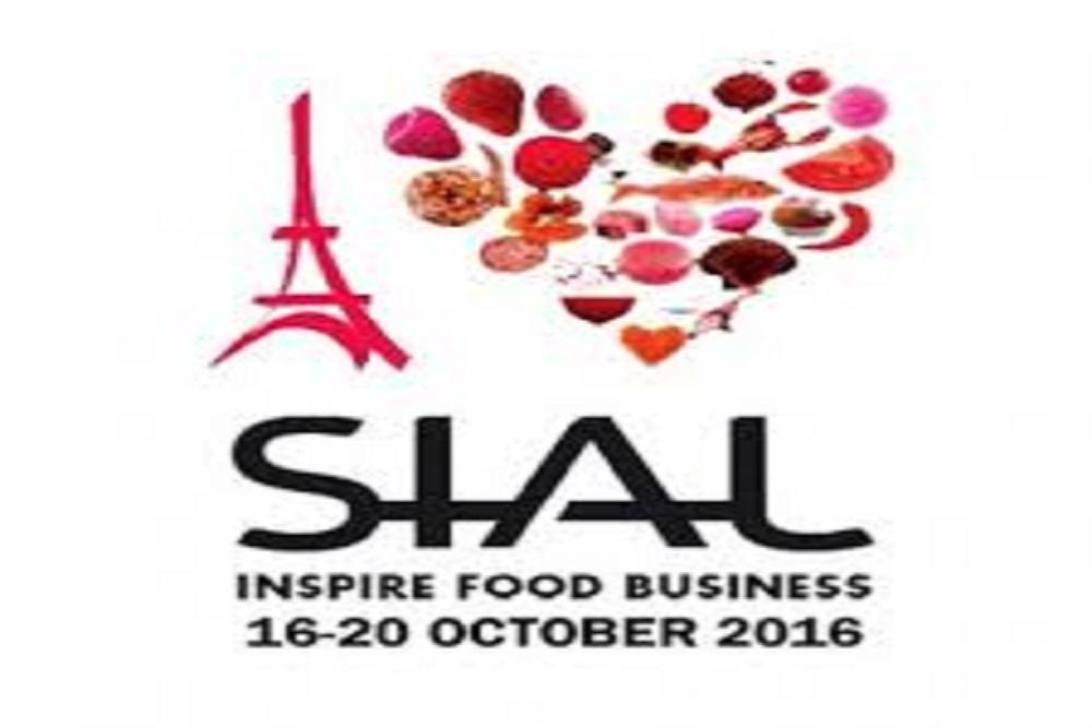 Logo du salon SIAL 2016